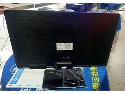 現代22寸顯示器黑色