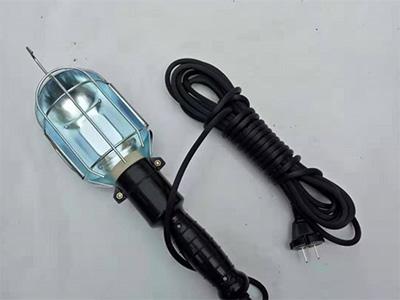 移動工作照明燈(帶6米電纜)