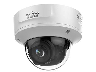 海康威视 DS-2CD3726FDWDA2/F-IZS 智能警戒摄像头半球 人脸抓拍摄像头