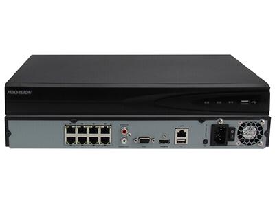 海康威视 DS-7808NB-K2/8P 8路网络监控录像机 手机远程 POE供电