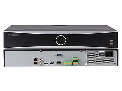 海康威视 iDS-7916NX-K4-S 16路智脑网络监控录像机 4K高清 手机远程