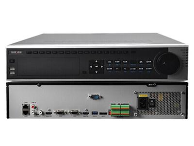 海康威视 DS-8832N-K8 32路网络硬盘录像机 智能回放 H.265编码