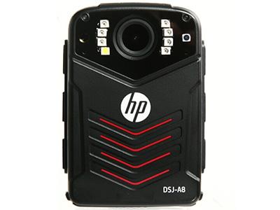 惠普 DSJ-A8执法记录仪3600万高清记录仪1296P防爆现场记录仪