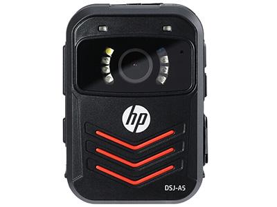 惠普 DSJ-A5执法记录仪1296P高清红外夜视现场记录仪