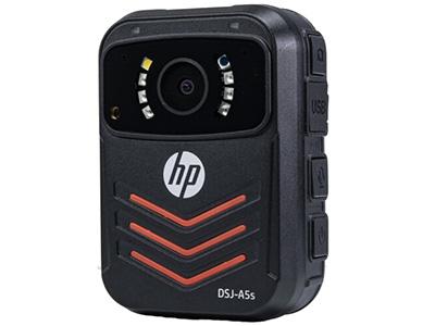 惠普  DSJ-A5S执法记录仪1800P高清红外夜视4000万像素现场记录仪