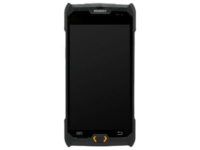 民德 MS8588  采用高性能四核 1.3 GHz处理器; 内置Android 6.0操作系统; 5.0英寸电容触控屏,高清HD720 x 1280; 支持TF/PSAM卡扩展; 4G全网通(移动/联通/电信)广域网、WIFI双频协议标准; 可选择支持一维码/二维码/RFID电子标签数据的采集; 可选择4G、WiFi、蓝牙、NFC等多种无线通信方式; IP67防护等级及1.5米自由六面跌落; 内置可充电式5000毫安聚合物锂电池,续航时间达10小时,待机时间400小时; 支持二代身份证识读功能。