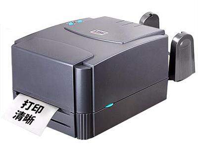 TSC TTP-244PLUS  打印方式:热转印/热敏 分辨率(dpi):203DPI 打印宽度(mm):10.4 打印速度(mm/s):76.2 接口类型:USB