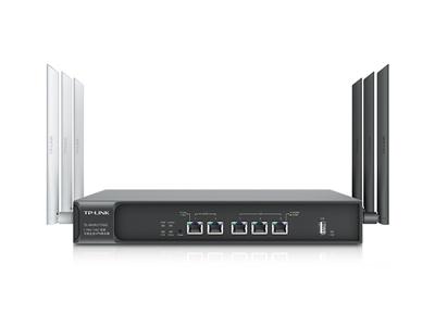 TP-LINK TL-WVR1750G 1.75G 11AC 双频无线企业VPN路由器