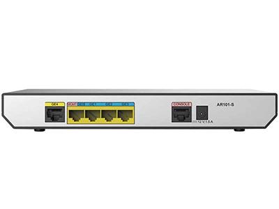 华为 AR111EC-S 1WAN口+4LAN口全千兆企业路由器