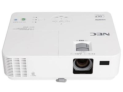 NEC CR3126  投影尺寸:30-300英寸 屏幕比例:4:3 投影技术:DLP 亮度:3200流明 对比度:10000:1 标准分辨率:SVGA(800*600) 色彩数目:10.7亿色