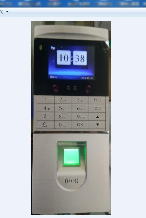 XN330:人脸识别 +指纹门禁300人脸,可刷卡 支持U盘和TCPIP通讯