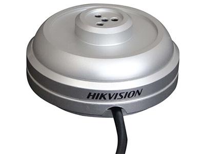 海康威视监控摄像头拾音器 音频枪机外接拾音器