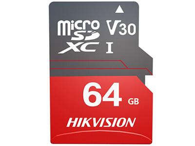 海康威视64GB内存卡 摄像头 视频监控专用卡