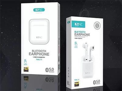 智能冲 TWS-11 双耳无线运动蓝牙耳机