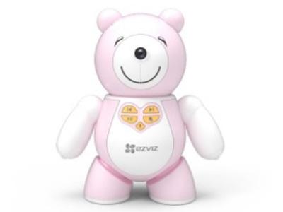 儿童陪护机器人萤宝
