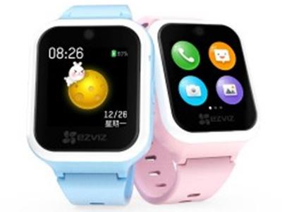 萤石儿童可视安全手表