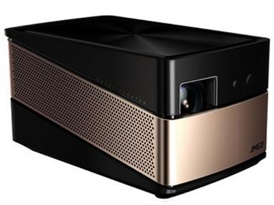 堅果V8  智能家庭影院 投影尺寸40-300英寸屏幕比例16:9 投影技術DLP投影機特性智能,3D