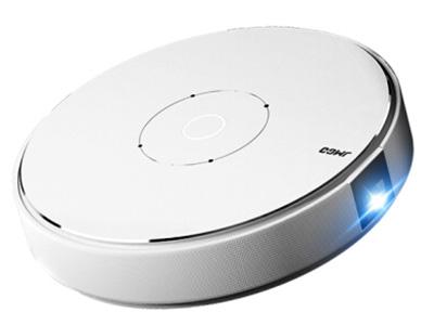 堅果 G7S 皓月白 投影儀 投影機家用(遠場AI語音 真1080P全高清 金屬質感機身 HDR10技術 梯形矯正)