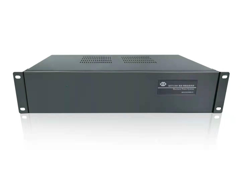 邁為MT100-096A(網口調試,最大支持80個端口,支持32路多級語音導航、32路電話錄音功能)