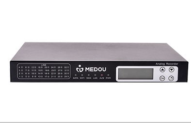 MDL-2032嵌入式錄音儀(LINX系統,32路錄音儀,內置1T硬盤,支持25000小時)