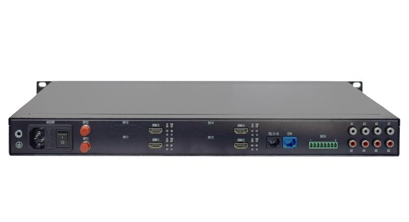 HJ-GAN-HDMI04高清視頻光端機