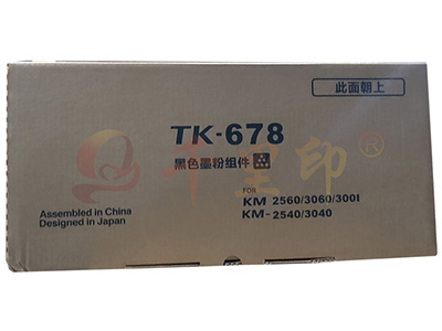 京瓷678 粉盒