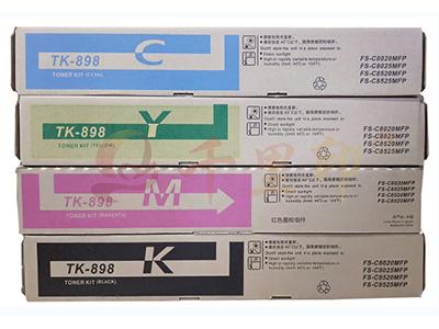 京瓷898 粉盒