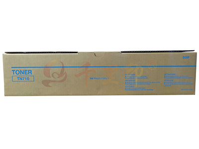 柯美710 粉盒