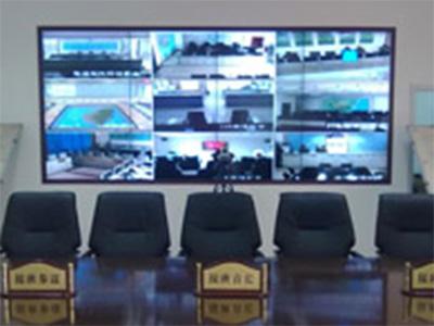 物业监控管理中心