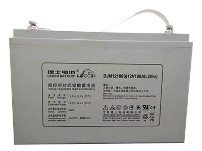 理士 DJM12100S 蓄电池