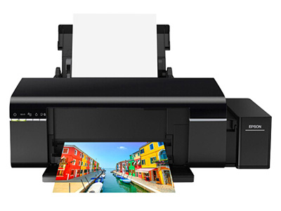 爱普生  L805墨仓式6色照片打印机 原装连供 家用照片打印