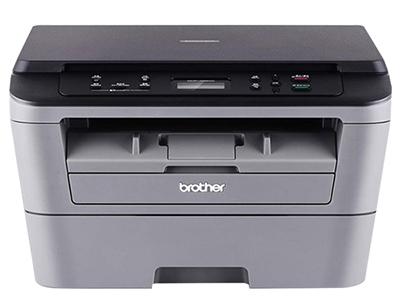 兄弟 DCP-7080D 自动双面激光打印机复印扫描一体机