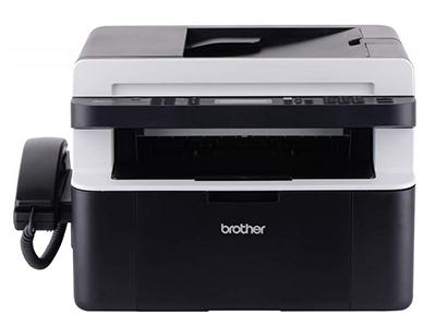兄弟 MFC-1919NW黑白激光打印机复印扫描传真一体机