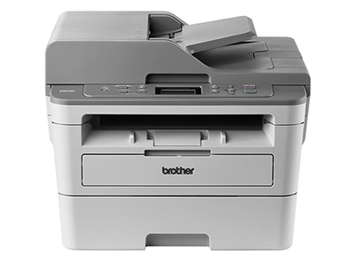 兄弟 DCP-B7535DW黑白激光打印机一体机复印机扫描无线