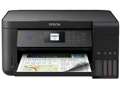 爱普生  L4169 墨仓式 微信打印/错题打印机 A4彩色无线多功能一体机
