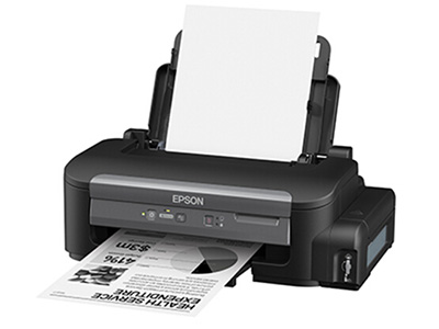 爱普生  M101 A4 黑白有线网络桌面打印机