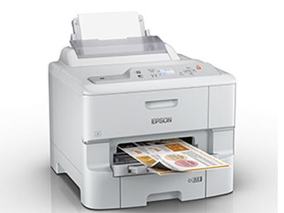 爱普生  WF-6093 彩色商用墨仓式打印机加两个纸盒
