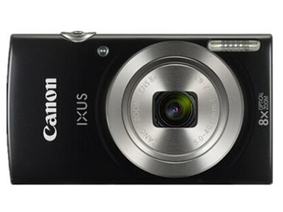 佳能 IXUS185  数码相机 像素:0-2000万  传感器尺寸:1/2.3英寸