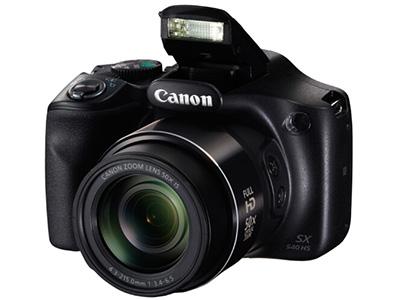 佳能 SX540  数码相机 特点:望远长焦,WIFI连接,经典复古像素:2001万以上传感器尺寸:1/2.3英寸