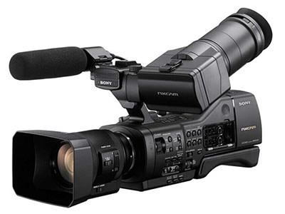 索尼  EA50CK 专业高清摄像机 存储介质:闪存式类型:高端专业机身容量:其他清晰度:HD高清功能:高音质像素:301-600万