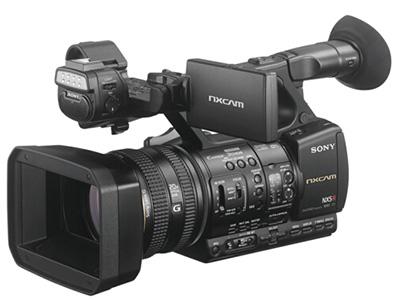 索尼  NX5R 高清手持式摄录一体机 液晶屏尺寸 3.5英寸(16:9) 滤镜直径 M72 mm
