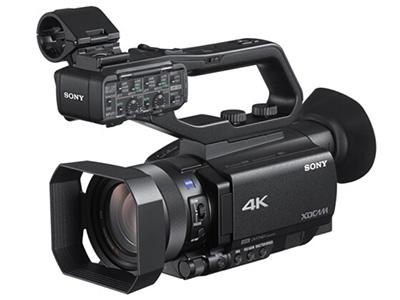 索尼  Z90 手持式4K摄录一体机 功能:WIFI,高音质存储介质:闪存式类型:轻巧便携,高端专业