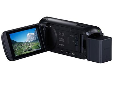 佳能 HFR806 数码高清摄像机 功能:WIFI存储介质:闪存式类型:轻巧便携机身容量:16GB像素:301-600万清晰度:HD高清变焦:50倍以上