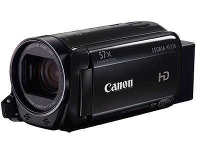 佳能 HFR76 数码高清摄像机 光学变焦:32倍  可更换镜头:暂无数据  最低照明度:自动模式:约4Lux(自动低....>>  投影功能:暂无数据  存储介质:SD/SDHC/SDXC卡  存储容量:16GB