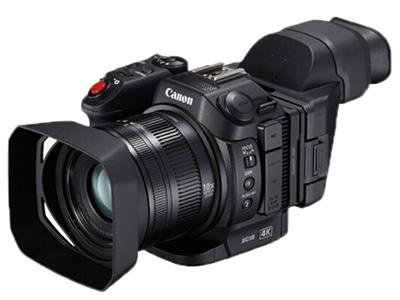 佳能 XC15 高清数码摄像机 类型:轻巧便携,高端专业,婚庆摄像机,高速摄像机机身容量:其他清晰度:4K功能:WIFI像素:601万以上
