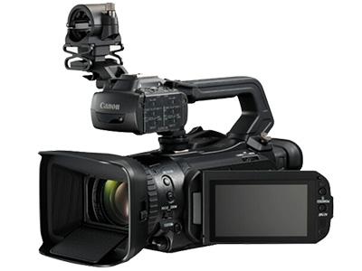 佳能XF405 专业高清4K数码摄像机 存储介质:闪存式类型:高端专业机身容量:其他清晰度:4K功能:触摸屏,WIFI像素:其它