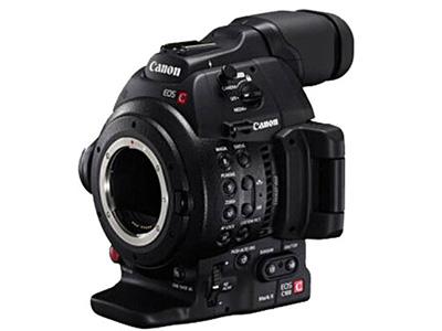 佳能C100 专业摄像机 类型:高端专业机身容量:其他清晰度:其他  功能:取景器像素:其它