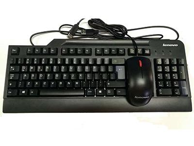 联想原装商用+鼠标