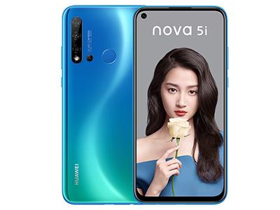 华为 Nova5i 8+128g   黑/蓝