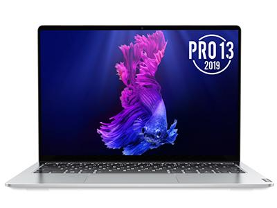 联想 小新PRO-13 I7-10710/16G/512G/MX250/2G/银/高色域